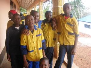 Apoyo a Centros Escolares Colegio Técnico Calasanz Bandjoun 1 Camerún