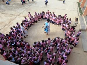 Apoyo a Centros Escolares Escuela Bafia 1 Camerún