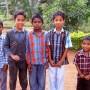 Apoyo a centros escolares Escuela Aryanad 1 India