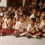 Apoyo a centros escolares Escuela Aryanad 7 India