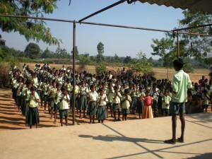 Apoyo a centros escolares Escuela Kamda 2 India