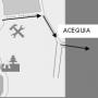 Mapa situación del Cortijo en la Zubia