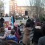 Acto por la paz Logroño
