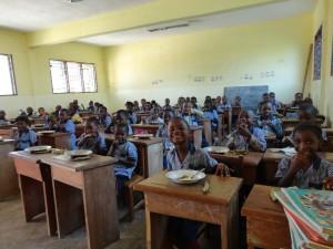 Comedores Infantiles Bafia 1 Camerún