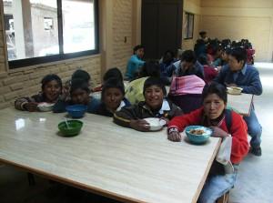 Internados Morocomarca 2 Bolivia