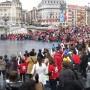 Sensibilización Semana de la Paz 5 Bilbao