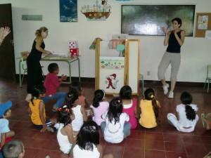 Voluntariado en el Sur 1 Valencia