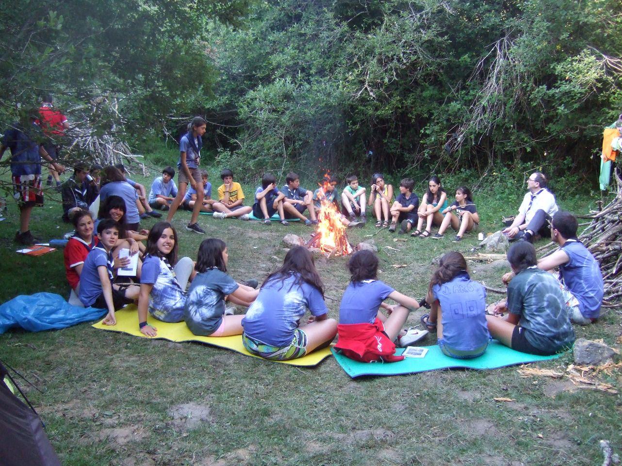 Campamentos de Inglés en España Jóvenes de 5 a 18