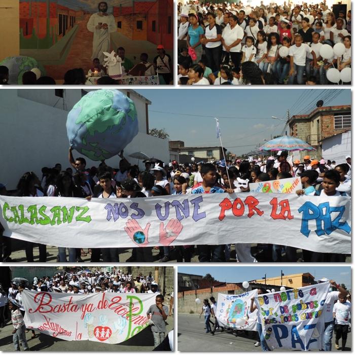 20140216 Marcha por la PAZ