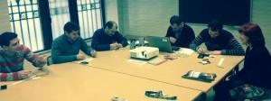 140328.reunión mision compartida sede Bilbao