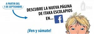 Nueva página de facebook