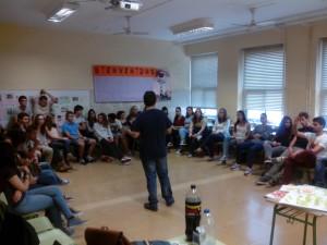 Encuentro de Voluntariado en Valencia
