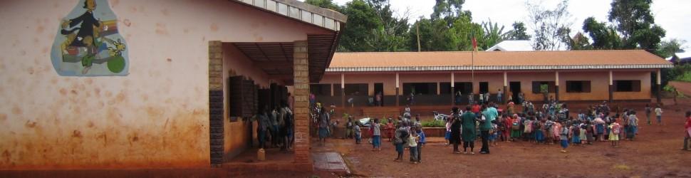 Camerún Escuela Toba