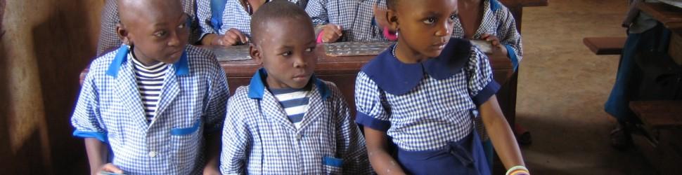 Camerún aula