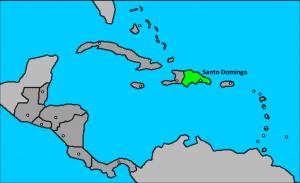 Dominicana en Centro América