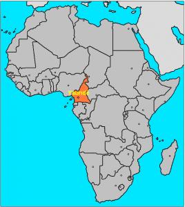 camerun en Africa