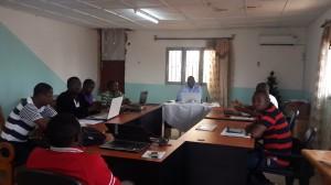 reunion responsables Mouvement Calasanz