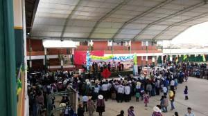 Nuevo Bloque del Colegio San José de Calasanz de Anzaldo