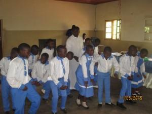 graduation in Bamenda schools