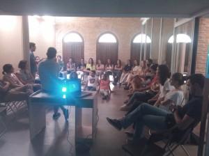 Primer Encuentro de Voluntariado en Valencia