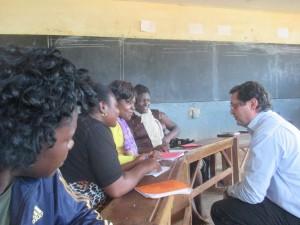 Pedagogic seminar with Father Victor