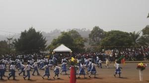 Défilé du 11 Février à Bamenda