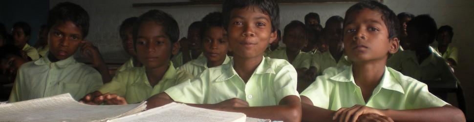 Apoyo a centros escolares Escuela Kamda 12 India
