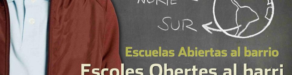 Sensibilización Escola Oberta 2 Valencia
