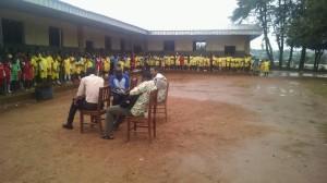 Iniciando el Movimiento Calasanz en Bamenda