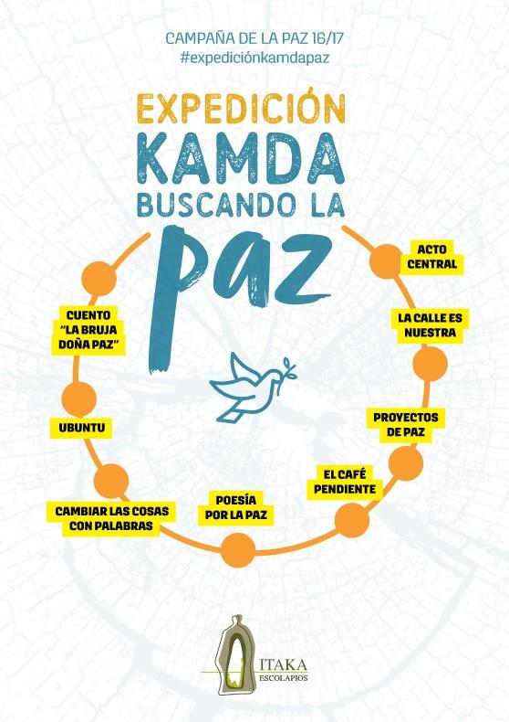 Portada campaña semana paz 2016-2017