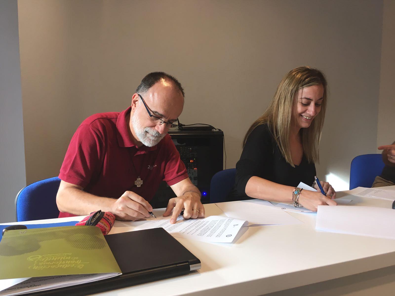 firma acuerdo anual