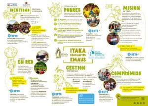 Cartel Itaka-Escolapios Emaús Año jubilar