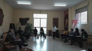 Trabajo Itaka - Escolapios Granada en la CONGRA