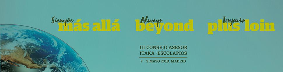 III Consejo Asesor Itaka-Escolapios