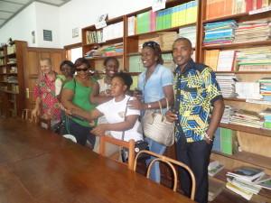 Salida de fin de año del profesorado del Calasanz Abobo de Yaoundé