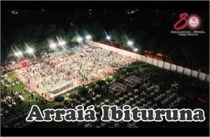 Festa no Colégio Ibituruna - Governador Valadares - MG - Brasil