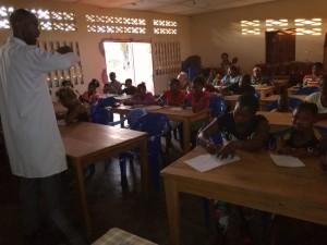 Programa de promoción de las mujeres de Kikonka
