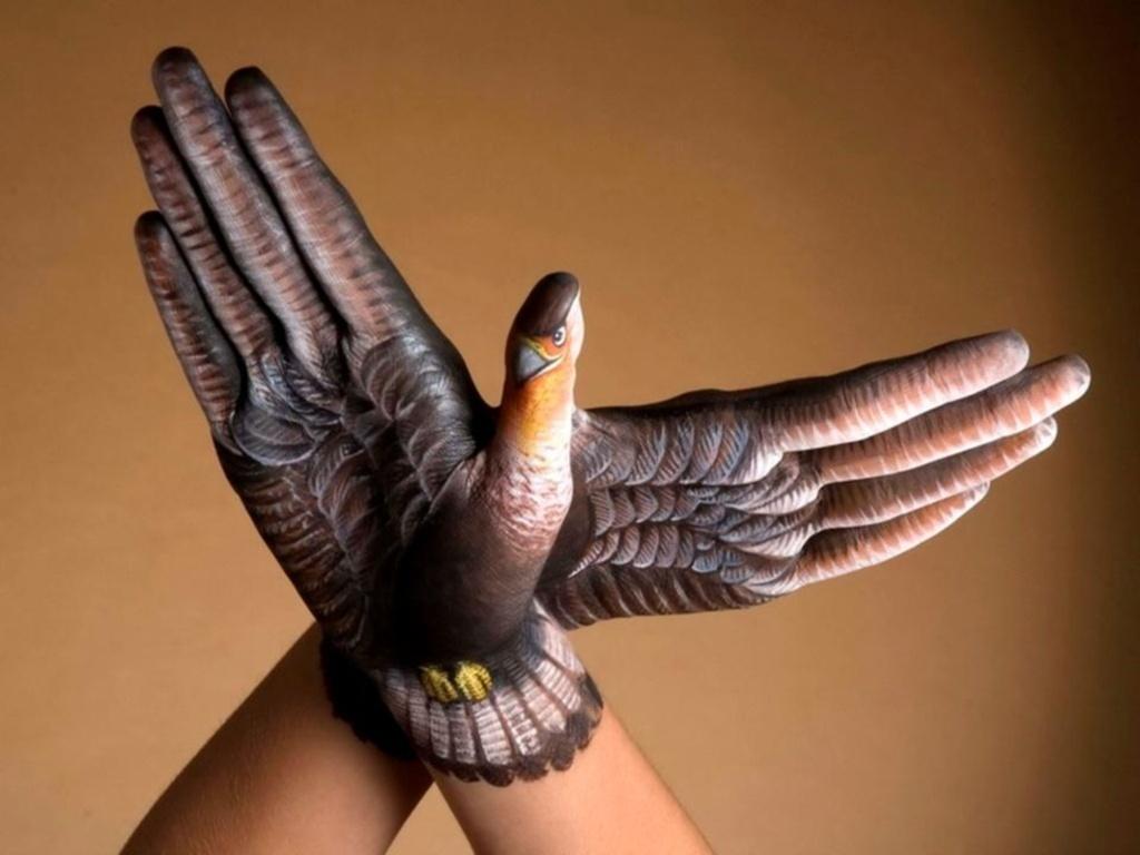 La paz está en tus manos