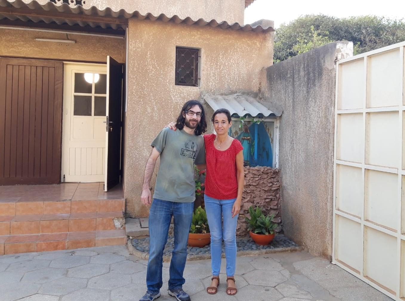 Ander y Rosa Senegal