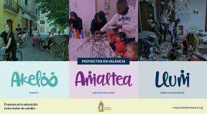 Proyectos Socioeducativos de Valencia